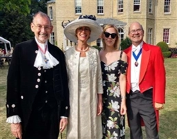 High Sheriffs Garden Party
