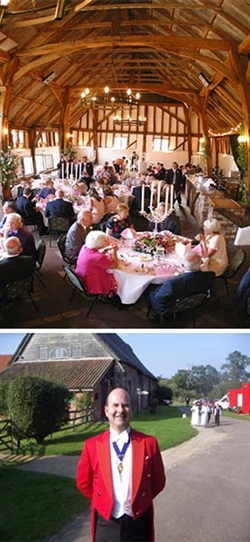 Smeethan Hall Barn Wedding
