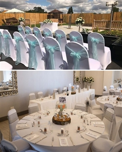 Wedding at Gresham's, Ipswich